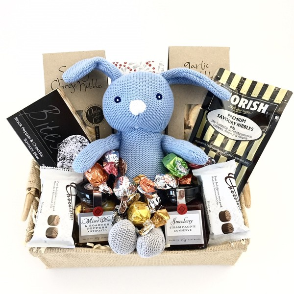 Food Gift Baskets New Parents